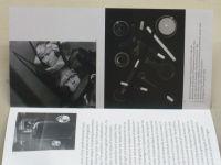 Avantgardní fotograf Jaromír Funke (nedatováno) prospekt