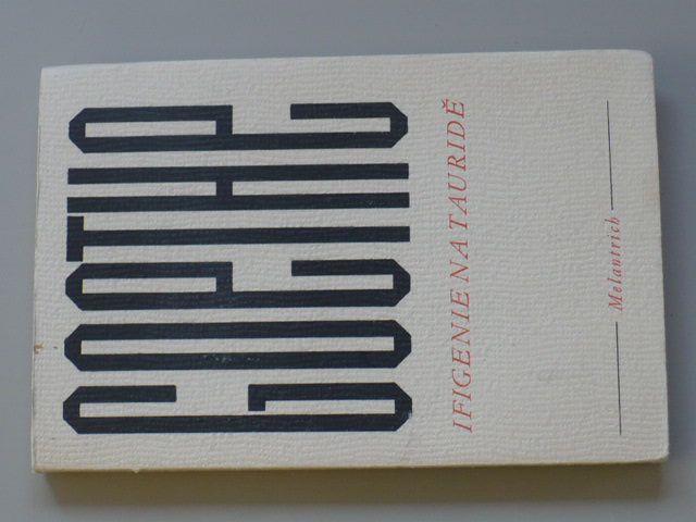 Goethe - Ifigenie na Tauridě (1943)