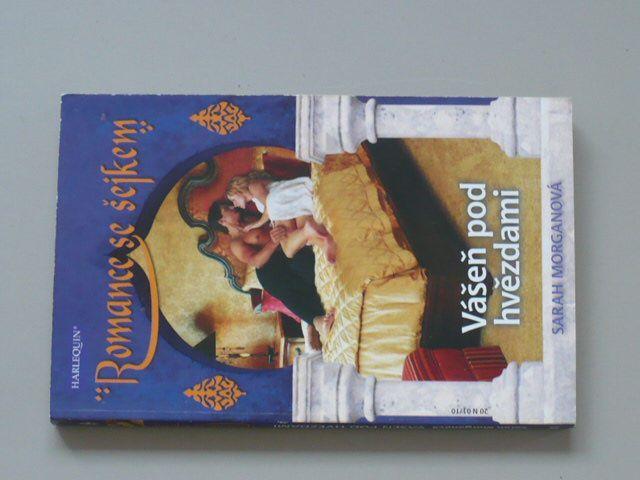 Harlequin Romance se šejkem - Morganová - Vášeň pod hvězdami (2010)