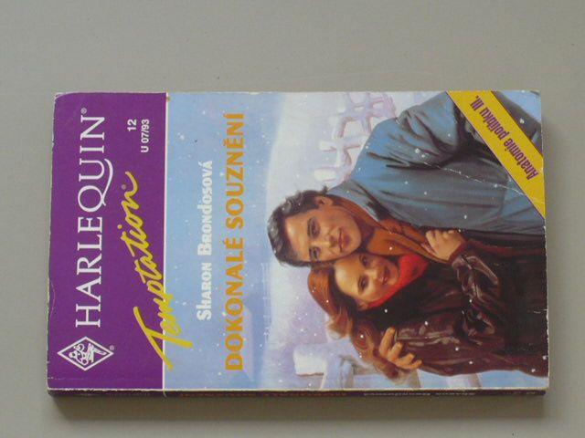 Harlequin Tempation 12 - Brondosová - Dokonalé souznění (1993)