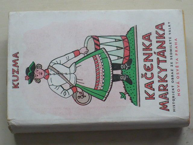 Kuzma - Kačenka markytánka (1946)