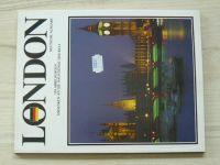 London - 134 Abbildungen andeken an die hauptstadt der welt (1988) německy