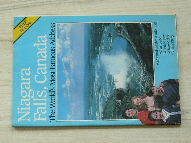 Niagara Falls, Canada - The World´s Most Famous Address (nedatováno) anglicky
