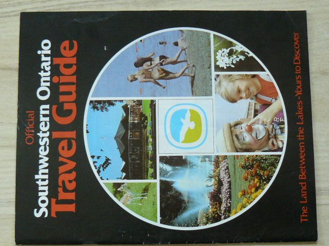 Official Southwestern Ontario - Travel guide (1970) anglicky