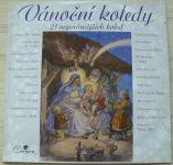 Sbor Carmen, Rozhlasový dětský sbor – Vánoční koledy - 23 nejznámějších koled (1991)