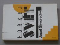 Škvorecký - Hořkej svět - Povídky z let 1946 - 1967 (1991)