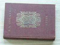 Tolstoj - Spisy - Vojna a mír díl 1. (1928)