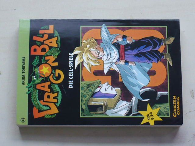 Toriyama - Dragon Ball - Die Cell-Spiele (2000) neměcky
