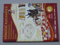 Vánoční kuchařka - Hanáckého cukrářského salonu 2001