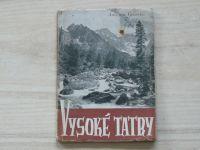 Veverka - Vysoké Tatry  (1951) česky