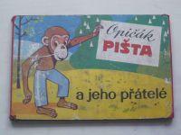 Weincettl - Opičák Pišta a jeho přátelé (1968)