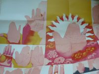 Fitzsimmons - Veštenie z ruky (Smena 1970) barevná příloha, slovensky