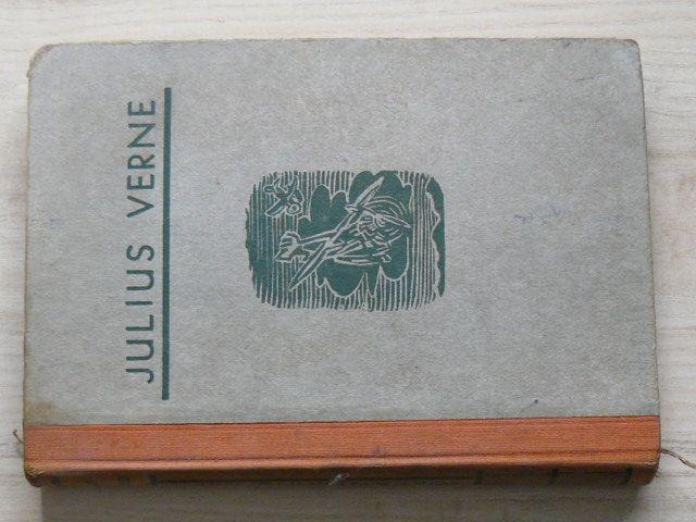 Jules Verne - Okeánem na kře ledové. (Vilímek)