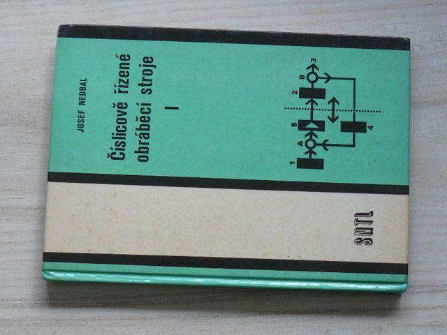 Karlíček, Němec - Číslicově řízené obráběcí stroje I. II. (1979) pro učební obor mechanik