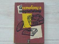 Kliment - Gramofony a magnetofony (1959)