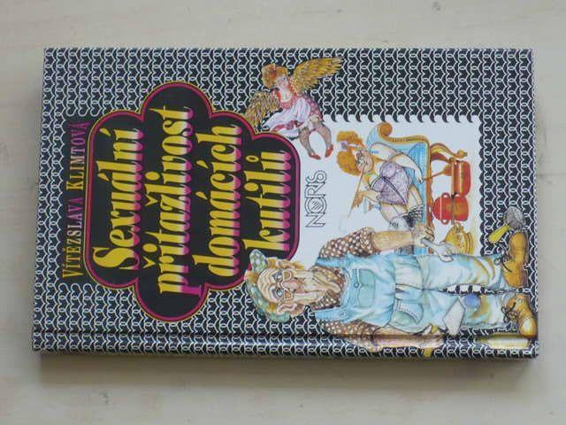Klimtová - Sexuální přitažlivost domácích kutilů (1993)