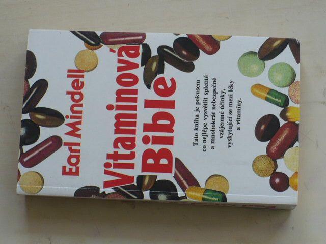 Mindell - Vitaminová Bible (1994)