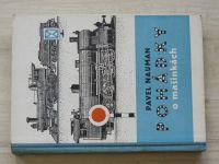 Nauman - Pohádky o mašinkách (1954) il. K. Lhoták