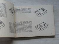 Ondráček - Pokusy se žákovskou soupravou pro vyučování elektřině I. II. díl - 1968