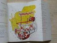 POLSKI FIAT 125p - Návod k obsluze (1978)