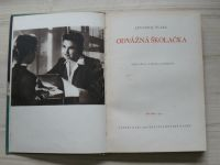 Švarc - Odvážná školačka (SNDK 1950) fotografie z filmu