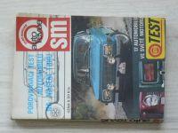 Svět motorů - Auto revue (Magnet 1974) Test 17 automobilů