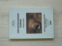 Zoologická zahrada Olomouc - Výroční zpráva 2009