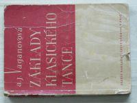 A, J. Vaganovová - Základy klasického tance (1951)