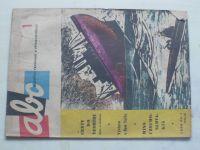 ABC 1-12 (1964-65) ročník IX. (chybí čísla 2, 5-6, 9 čísel)