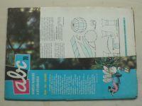 ABC 1-24 (1967-68) ročník XII. (chybí čísla 1, 5, 7, 12-13, 18, 22, 17 čísel)