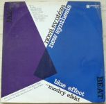 Blue Effect – Nová Syntéza = New Synthesis (1971)