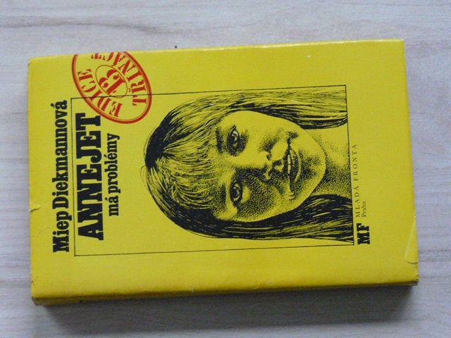 Diekmannová - Annejet má problémy (1978) ed. Třináct