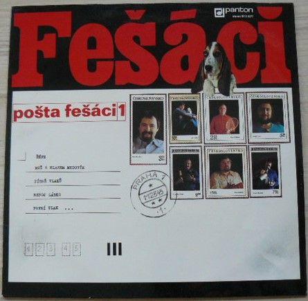 Fešáci – Pošta Fešáci 1 (1983)