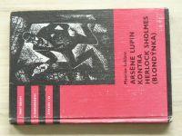 KOD 120 - Leblanc - Arséne Lupin  kontra Herlock Sholmes (blondýnka) (1971)