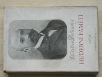 Ladislav Dolanský - Hudební paměti (1949)