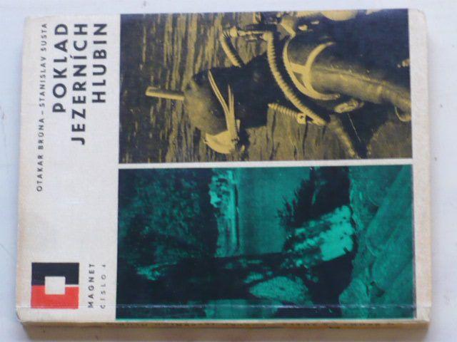 Magnet 4 - Brůna - Poklad jezerních hlubin (1965)