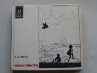 Milne - Medvídek Pú (1970) edice Jiskřičky