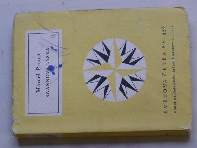 Světová četba sv. 338 - Proust - Swannova láska (1964)