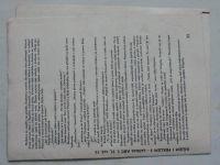 ABC 1-24 (1969-70) ročník XIV. (chybí čísla 9, 11, 19-22, 24, 17 čísel)