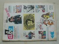 ABC 1-24 (1970-71) ročník XV. (chybí číslo 22, 23 čísel)