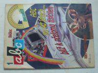 ABC 1-24 (1995-96) ročník XL. (chybí čísla 14, 16, 18, 20-21, 19 čísel)
