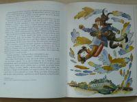 B. Němcová - Strieborná kniha rozprávok (1990) il. Cpin, slovensky