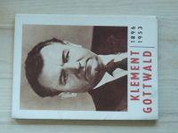 Klement Gottwald 1896 - 1953 - 15 fotografií v obálce