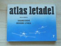 Němeček - Atlas letadel - Dvoumotorová obchodní letadla (1987)