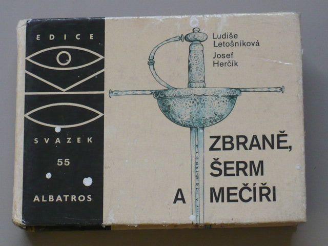 OKO 55 - Letošníková - Zbraně, šerm a mečíři (1983)