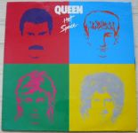 Queen – Hot space (1984)