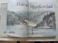 A Vast and Magnificent Land - An Illustrated History of Northern Ontario (1985)