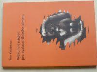 Kašpárková - Výzkumný nástroj pro evaluaci školního klimatu (2007)