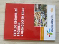 Katalog regionální produkce v Olomouckém kraji (2015)