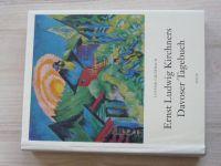 Lothar Grisebach - Ernst Ludwig Kirchners Davoser Tagebuch (1997)